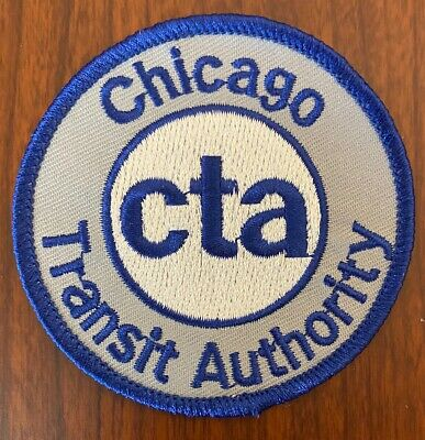 Patch- CHICAGO TRANSIT AUTHORITY (CTA) #22279 - NEW