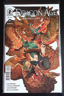 Dragon Age Magekiller #2 Dark Horse Comics. New Bagged/boarded