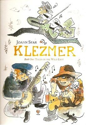 "Softcover First Second ""Klezner #1"" 2006 NM"