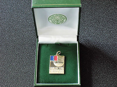 Celtic 1967 European Cup Winners Medal - C/w Box & Crest