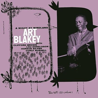 Art Blakey Quintet, Art Blakey - Night at Birdland 1 [New Vinyl]