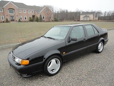 1997 Saab 9000 Aero, 97K mi, California car '97 SAAB 9000 AERO ~ ONLY 97k LOW ORIGINAL MI ~ CALIFORNIA CAR ~ ICE-COLD AC +++