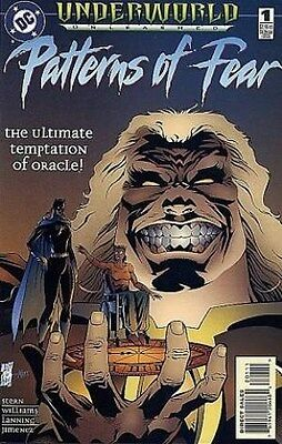 "Comic DC ""Underworld Unleashed: Patterns of Fear #1 One-Shot"" 1996 NM"