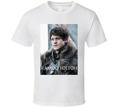 Ramsay Bolton Character From The TV Show Game Of Thrones T Shirt