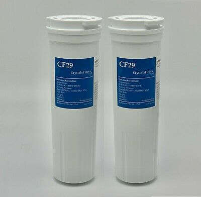 2 X Fisher Paykel 836848 Premium Compatible Ice & Water Fridge Filter - 836860