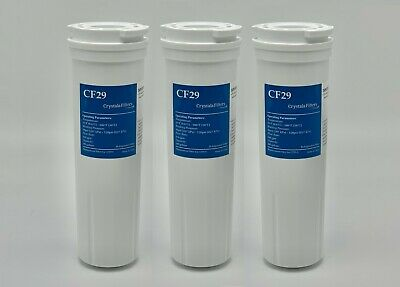 3X Fisher Paykel 836848 Premium Compatible Ice & Water Fridge Filter - 836860