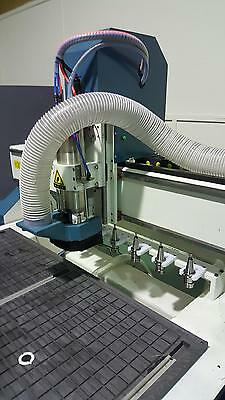 Cnc Router Auto Tool Changer