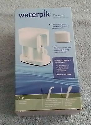 Waterpik Personal WP-60W 2 Tips Sealed in Box NOS