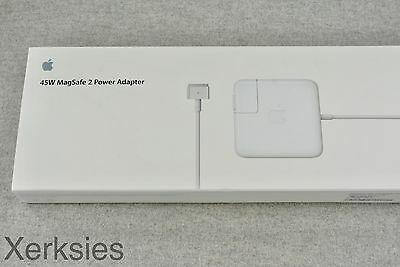 Original Power Adapter Charger A1436 For Apple MacBook Air Magsafe 2 45W #4094