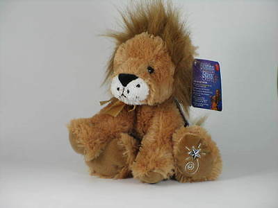 New with Tag Lion Plush Shining Stars Russ Berrie Retired 34438