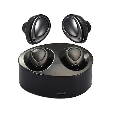 Latest True Wireless Bluetooth Earbuds Headset With Portable Charging Case Mic