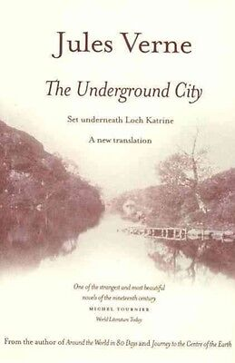 The Underground City by Jules Verne Paperback Book (English)