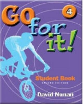 Go for It! by David Nunan Paperback Book (English)