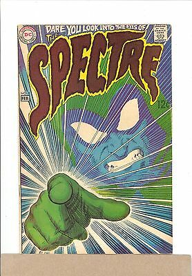 1969 DC Comics THE SPECTRE #8 Justice Society JSA combined shipping