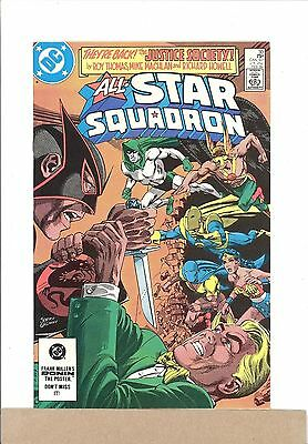 1984 DC Comics ALL-STAR SQUADRON #30 combined shipping