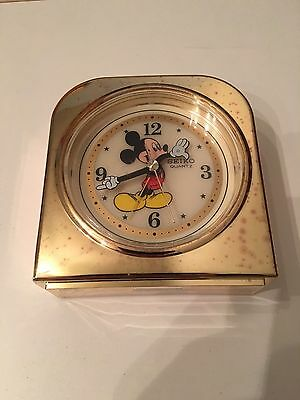 1980s Collectible Walt Disney Mickey Mouse Lorus Quartz