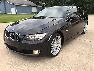 2008 BMW 3-Series Base Convertible 2-Door 2008 BMW 328I CONVERTIBLE SPORT PACKAGE 6M MINT CONDITION GARAGED EXC. SERVICE