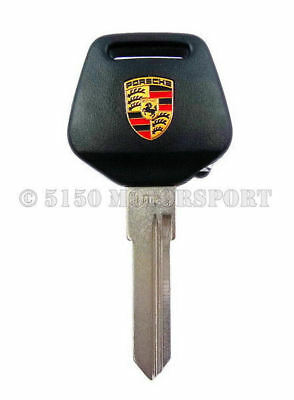 Porsche  944 924 968 Key Blank & LED Lighted Key Head -NEW Genuine Great Gift