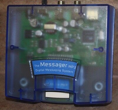 The Messager MP3 Digital Messaging System - Used (MSG-64T)