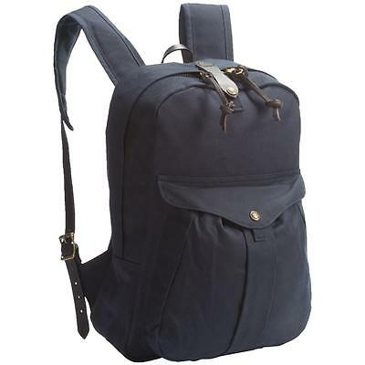 New Filson Rugged Twill Backpack DWR Cotton Canvas Laptop/Camera Bag MSRP $348