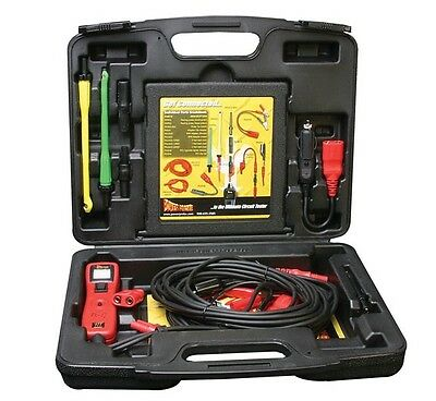 Power Probe 3 III w/ Gold Test Lead Set Kit PP3LS01 Circuit Tester FREE SHIPPING