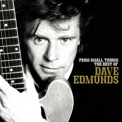 Dave Edmunds - From Small Things: Best of Dave Edmunds [New CD] Rmst