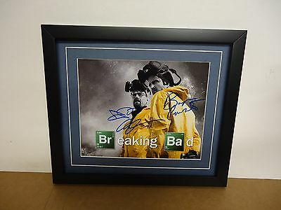 Breaking Bad Genuine Hand signed Photograph & COA