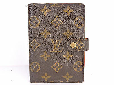 Authentic Louis Vuitton Monogram Agenda Pm Day Planner Cover Made In Spain