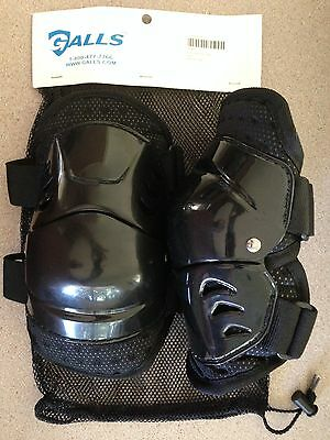 Galls Hardshell Two-Piece Articulated Knee Pads TE-260