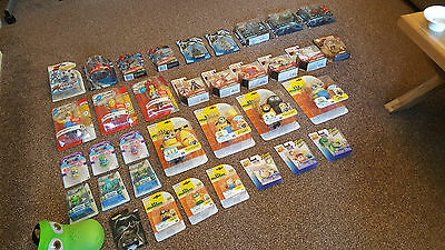 Huge Collection of Brand New Boxed Toys & Figures. Including Minions, Spiderman.