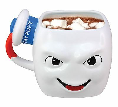 Ghostbusters Mr Stay Puft 3D Tea Coffee Cocoa Cup