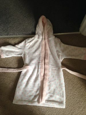 0-24 Months Dressing Gown Mothercare
