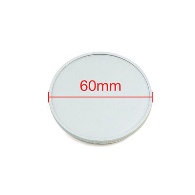 60mm Diameter 6 Lug Flat Auto Car Tyre Tire Wheel Hub Center Cap Cover