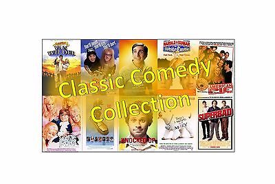 Classic Comedy $1.99 DVD's -  Choose From List       [Buy 4 & Get 1 Free]