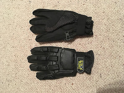Paintball Tactical Airsoft Hunting Motocross Cycling Armoured Full Finger Gloves