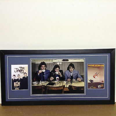 The Jam Genuine Hand Signed/Autographed Photograph with COA