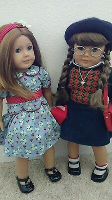 american girl molly and emily bestfriends retired christmas cyber monday price!
