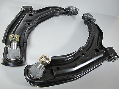 Pair L&R Front Lower Control Arm + Ball Joint For Nissan Sentra 1987-1990