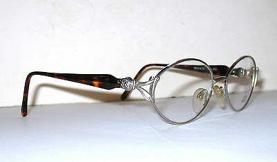 Gianni Versace Real Vintage Eyeglasses Montatura Occhiali G33 Made in Italy MINT