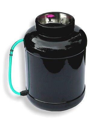 GLF Hydro Professional 5.25L Grow Pot integrated submersble Pump & Spray Aerator