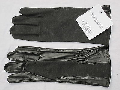 Einsatz Handschuhe,Gloves Assault Suit black, SAS,SBS, Size: LARGE