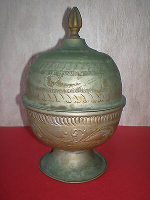 Old authentic hand-made ceremonial ritual Muslim court of 19th c. - Very rare!!