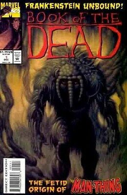 """Comic Marvel """"Book of the Dead #1"""" 1993 NM"""