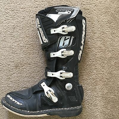 Gaerne SG10 Motorcycle Boots Sz 10