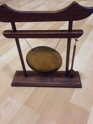 Oriental Style Gong Table Gong