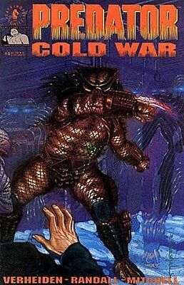 "Comic Dark Horse ""Predator: Cold War'' #4 1991 NM"
