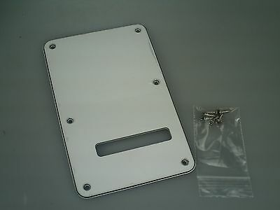 Fender Squier Affinity Series FSR Strat TREMOLO COVER Back Plate 3 PLY 6402