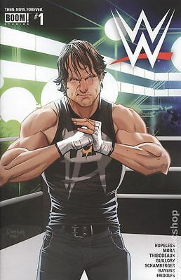 WWE Then Now Forever (2016 Boom) #1A VF