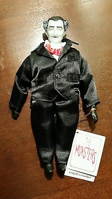 The Munsters 1964 Grandpa Munster Kayro-Vue Doll by Presents Hamilton Gifts Mint