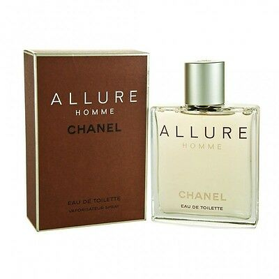 Chanel Allure Homme 100ml EDT (M) SP Mens 100% Genuine (New)